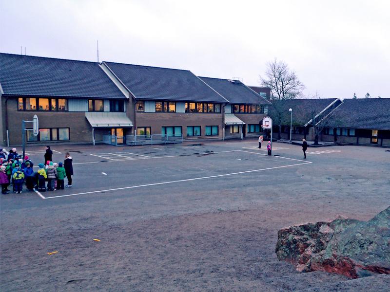 Strömslundsskolan - Projekt 50/50