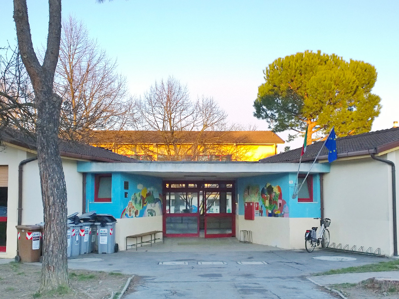Primary school G. Bersani - 50/50 Project